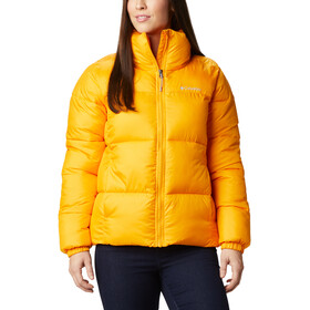 Columbia Puffect Jacke Damen bright marigold